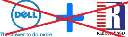 RunCore mSata SSD on Dell precision laptops (1/2)