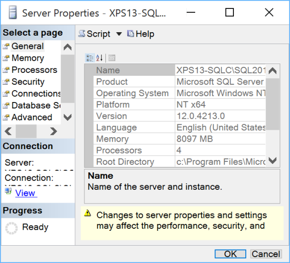 SSMS in High-DPI Displays: How to Stop the Madness | spaghettidba